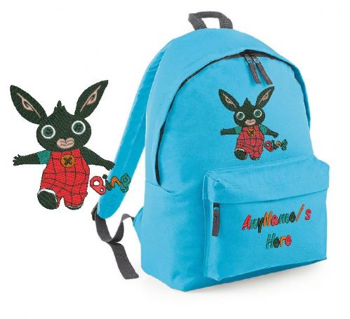 BING Rucksack/Backpack with any name
